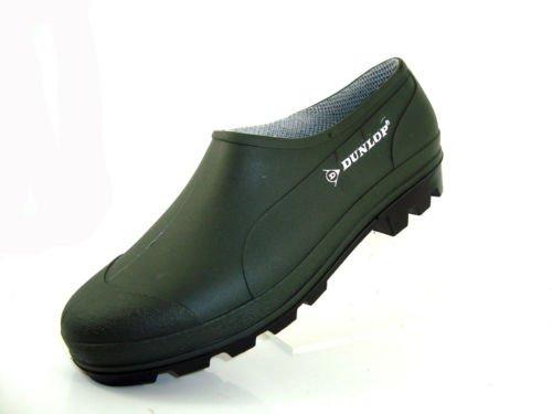 New Mens Ladies Dunlop Gardner/' Unisex Garden Clogs Shoes Wellington Gardening